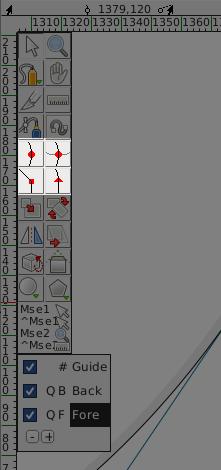 دکمههای گرهها